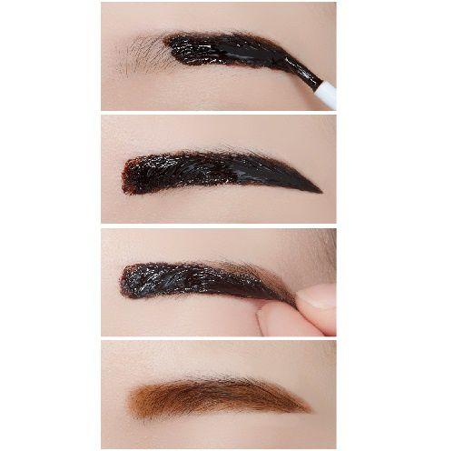 Tint my brows de Etude House, la teinture-gel à sourcils