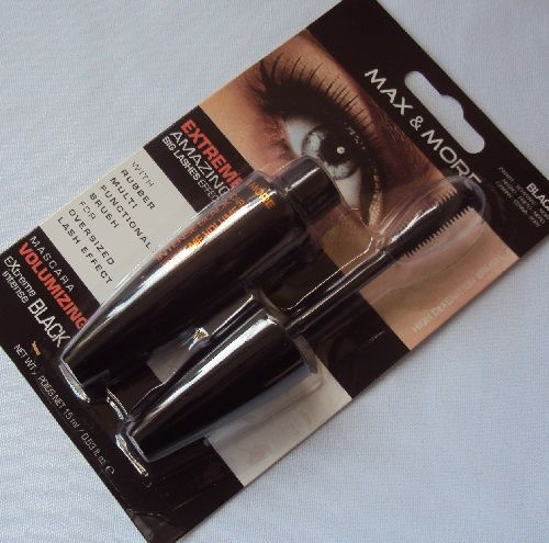 Mascara Volumizing Extreme de Max &amp&#x3B; More (Action)