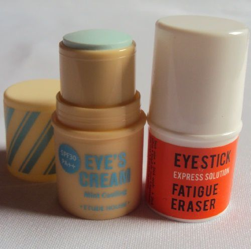 Eye's Cream mint cooling de Etude House