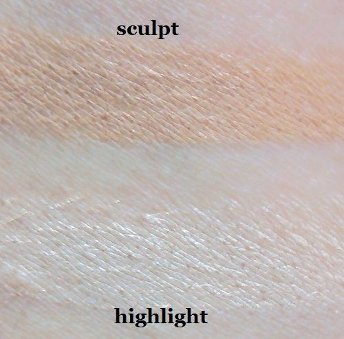 Contour duo sculpt+highlight de PS