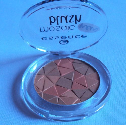 Mosaic Blush de Essence (30 Kissed by the Sun)