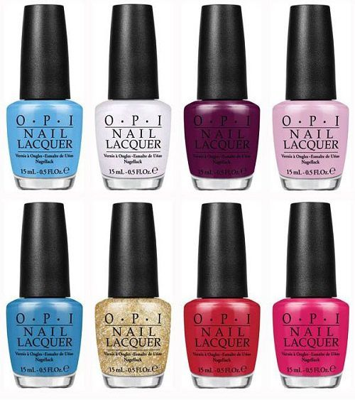 OPI : la collection Alice Through the Looking Glass