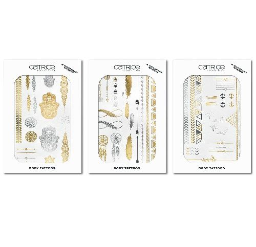 Catrice Limited Edition : Body Tattoos