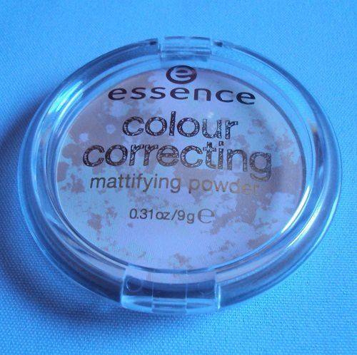 La poudre Colour Correcting de Essence