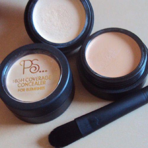 High coverage concealer de P.S. (Primark)