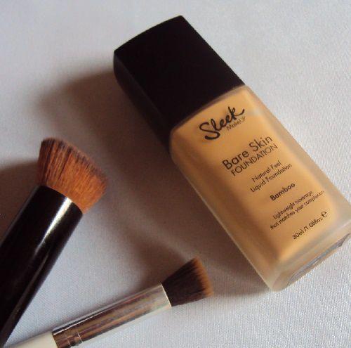 Le fond de teint Bare Skin de Skeek MakeUp