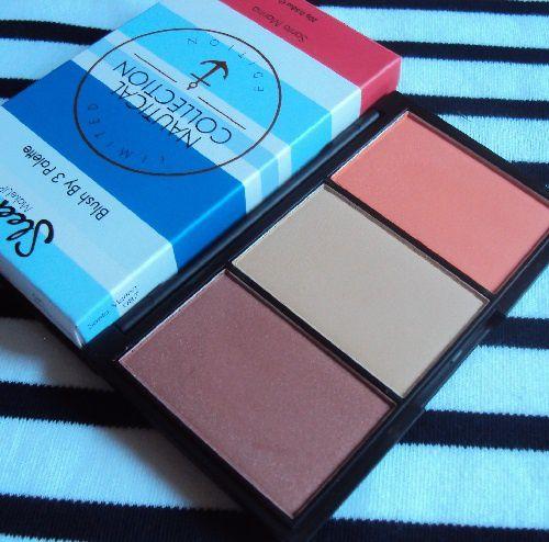Blush by 3 de Sleek MakeUp : 87 Santa Marina