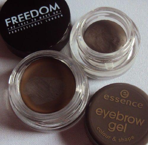 Eyebrow Pomade de Freedom (teinte ash brown)