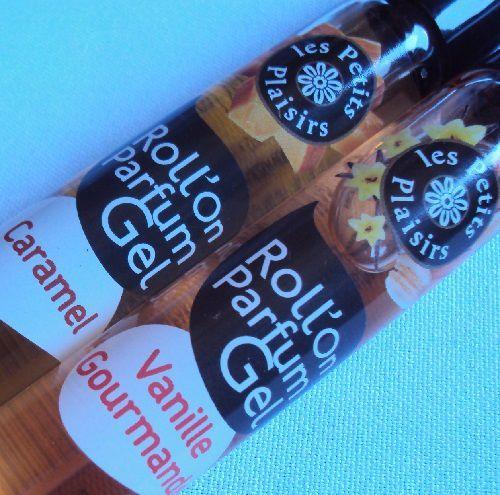 Les Petits Plaisirs : Roll'on parfum gel