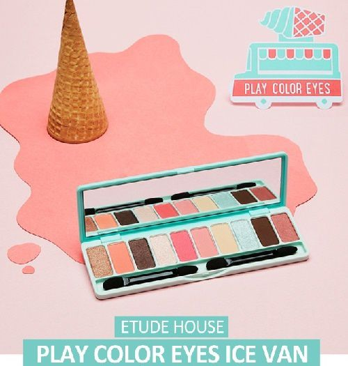 Ice Van, la nouvelle palette Play Color Eyes de Etude House