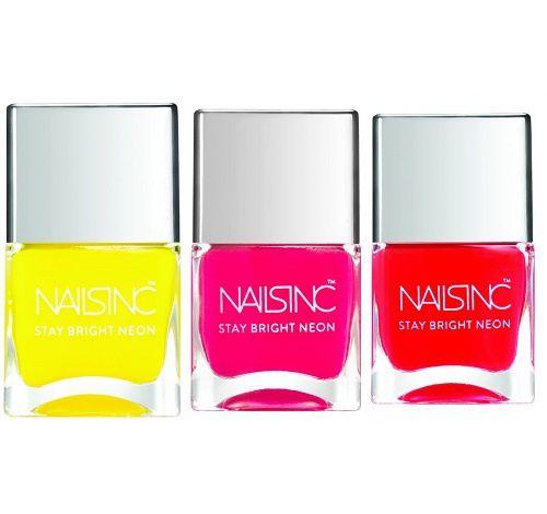 Stay Bright Neon de Nails Inc