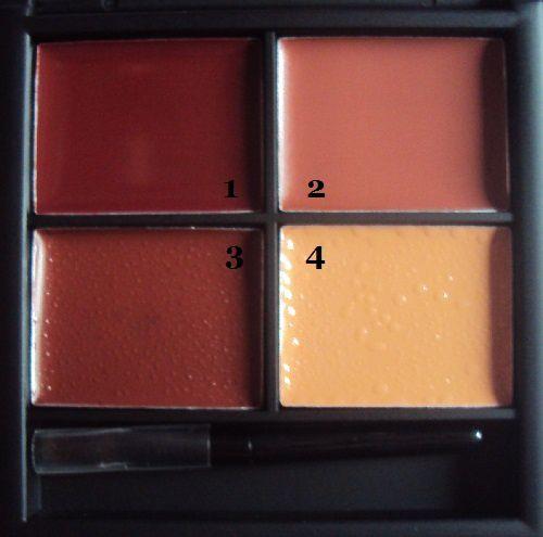 Ma palette Lip4 Havana de Sleek MakeUp