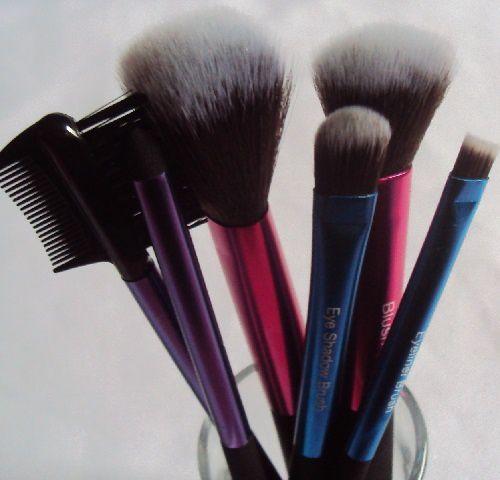 Essential Travel brush set de Precision Beauty