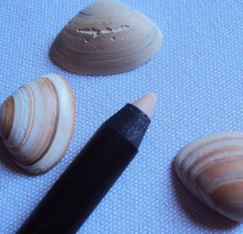 Khol eyeliner pencil de Primark (teinte Ivory)