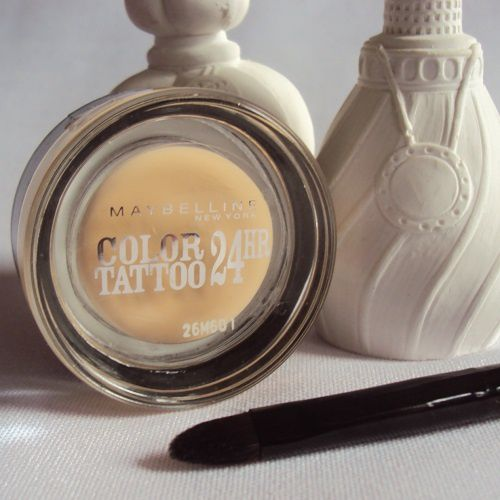 Crème de Nude, Color Tattoo de Maybelline