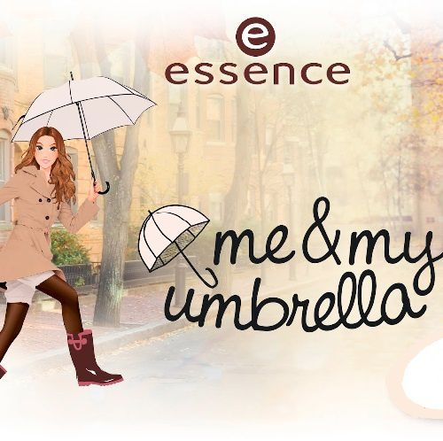 Essence Trend Edition : Me &amp&#x3B; my umbrella