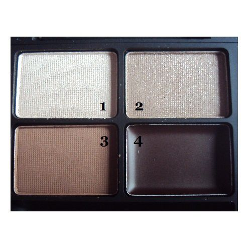 I-Quad Moroccan Myrrh de Sleek MakeUp