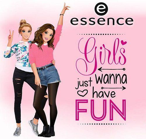 Essence Trend Edition : Girls just wanna have fun
