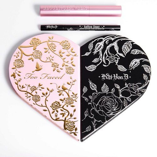 Le sens de la collaboration Too Faced-Kat von D