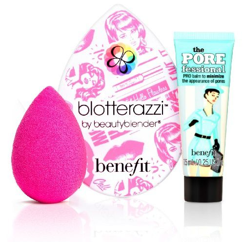 Beauty Blender &amp&#x3B; Benefit