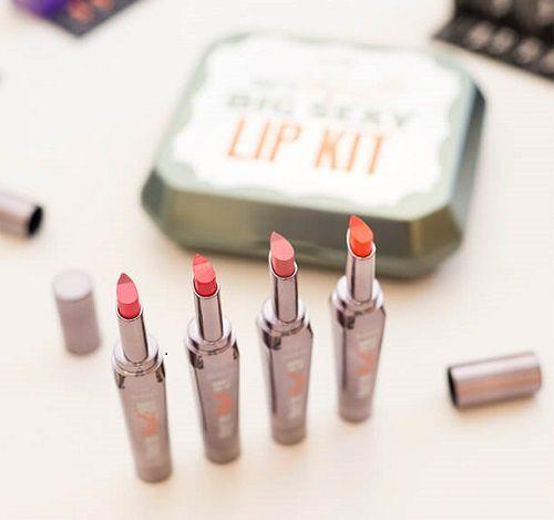 Big Sexy lip kit de Benefit