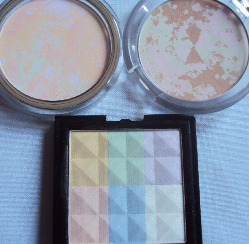 CC Finishing Powder de P.S. (Primark)