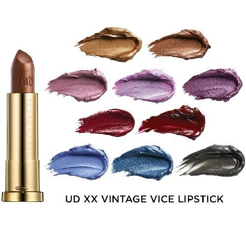 Qui va s'offrir le 20 years of beauty with an edge vault d'Urban Decay ?