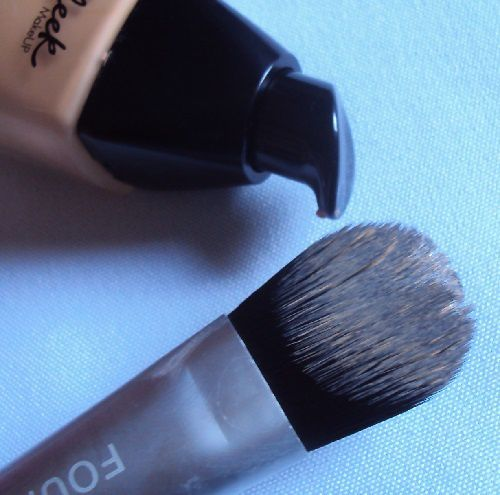 Foundation brush de Beauty Concepts