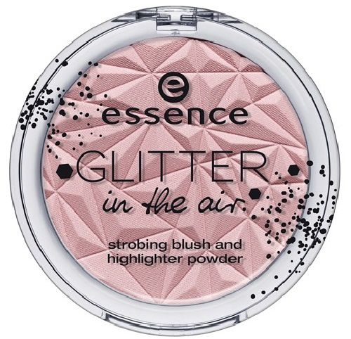 Essence Trend Edition : Glitter in the air