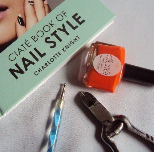 Sur mes étagères : Ciaté Book of Nail Style