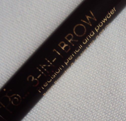 3 in 1 Brow precision pencil and powder de P.S. (Primark)