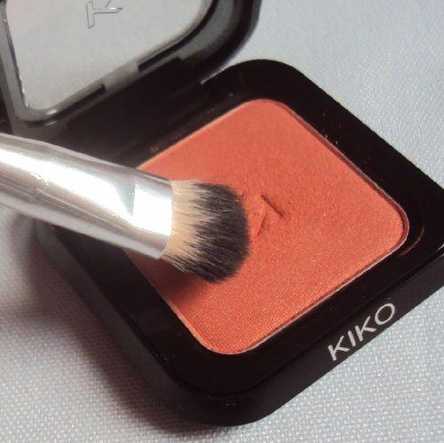 Mon fard High Pigment pearly apricot de Kiko