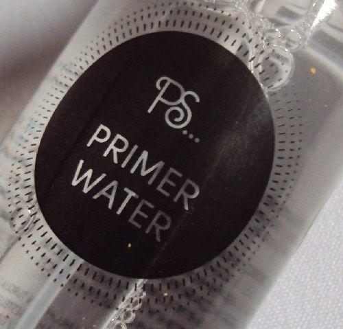 Primer Water de P.S. (Primark)