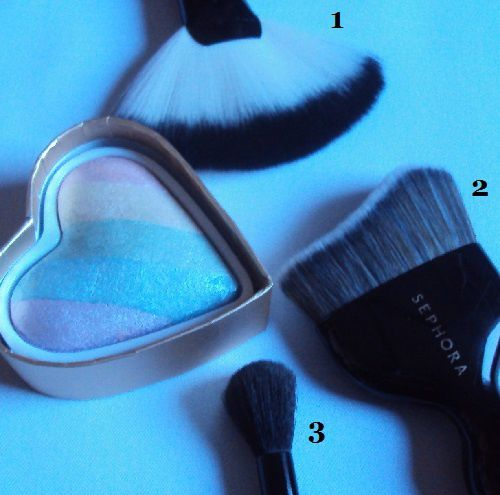 Unicorns Heart highlighter de I ♥ Makeup