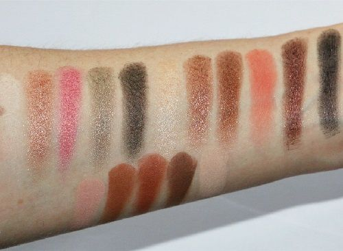 Dupe alert : la palette I ♥ Chocolate and Peaches de I ♥ Makeup