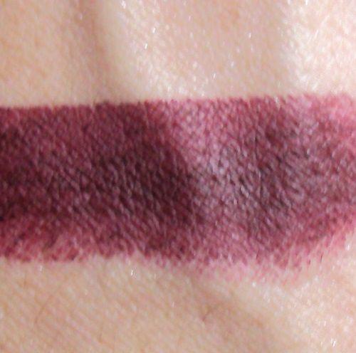 Sur mes lèvres : Claret de P.S. (Primark)