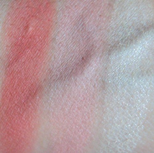 Blush &amp&#x3B; Highlight palette de P.S. (Primark)