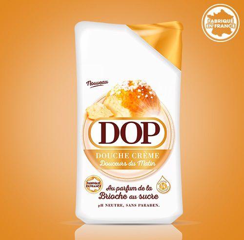 Dop, ces gels douche qui me font saliver