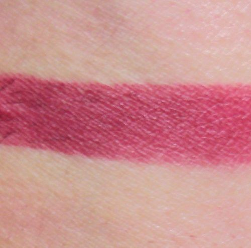 Sur mes lèvres : Siren matte lipstick de PS... (Primark)