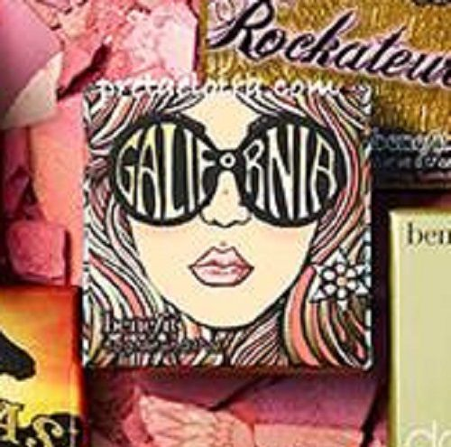 GALifornia, le nouveau blush de Benefit