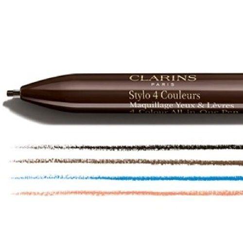 Le stylo 4 couleurs de Clarins