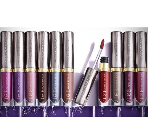Vice Liquid lipsticks de Urban Decay
