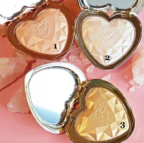Love Light highlighters de Too Faced