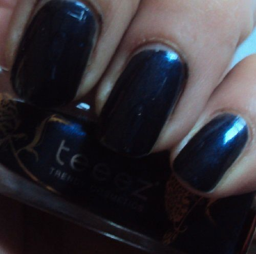 Sur mes ongles : Atomic Dragonfly de Teeez