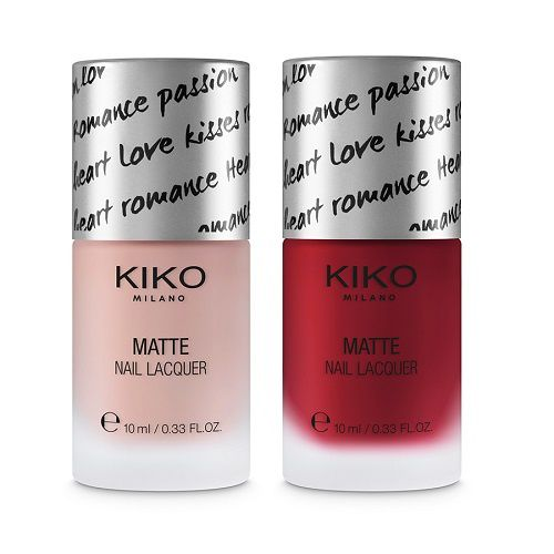 La collection Matte For You de Kiko