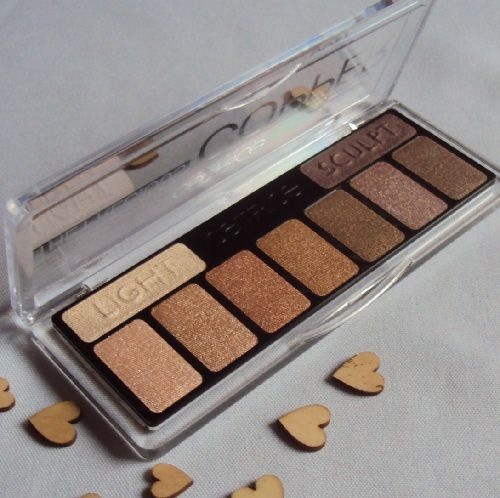 La palette The Precious Copper de Catrice