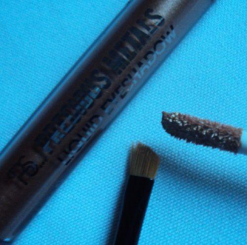 Liquid Eyeshadow de P.S. (coll. Precious Metals)
