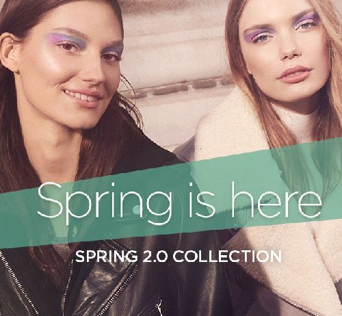 La collection Spring 2.0 de Kiko
