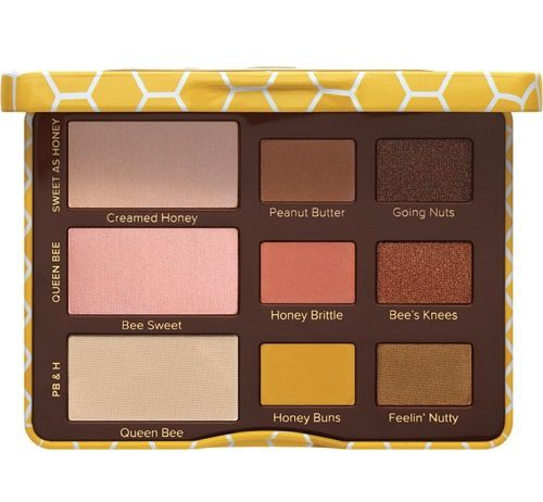 La palette Peanut Butter and Honey de Too Faced