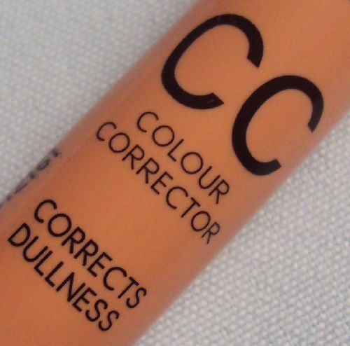 CC anti-dullness colour corrector de P.S. (Primark)